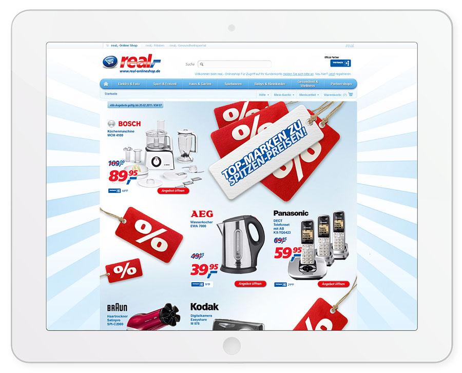 Grafik Design Freelancer | portfolio webdesign real gross